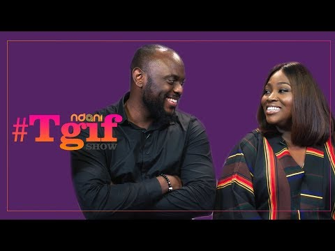Download The NdaniTGIFShow : Ayoola Ayolola & Abimbola Craig