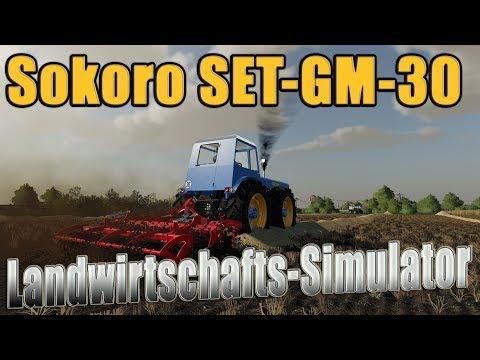 Sokoro SET-GM-30 v1.0.0.0