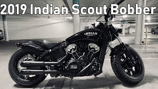 6. New Bike! 2019 Indian Scout Bobber | Traded in the Yamaha R3