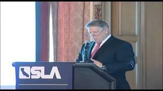SLA Annual Meeting 2012 James Woods