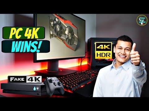 Com 4MIL dá pra montar um PC MELHOR que o XBOX ONE X?!