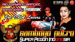 Video Aku Sayang Banget Sama Kamu (ASBSK) Voc IKA Lovers SAMBOYO PUTRO Live Mabung Baron 2018 MP3, 3GP, MP4, WEBM, AVI, FLV Agustus 2018