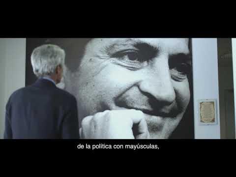 Adolfo Suárez, candidato al Congreso del PP por Madrid