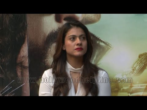 Exclusive Interview With Kajol For Film Dilwale