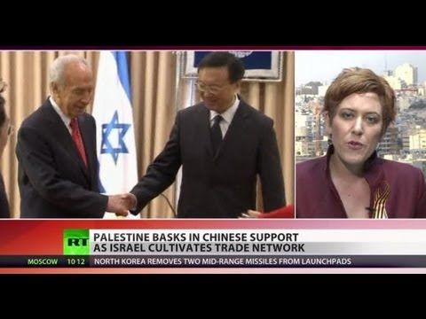 chinas - Israel is waging another offensive, although this time a charm offensive, in China. Prime minister Benjamin Netanyahu is likely to secure lucrative trade dea...