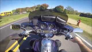 6. 2010 Harley davidson Ultra Limited test drive