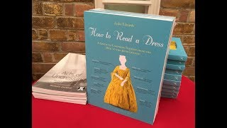 Fashion historian, lecturer and author Lydia Edwards talks to fellow lecturer Barbara Brownie about her new book How to Read a Dress - the history of this humble garment and what it says about women's lives, ambitions and status in society across five centuries at the Bloomsbury Institute. Buy your own copy of HOW TO READ A DRESS:Bloomsbury: https://bloomsbury.com/uk/how-to-read...Amazon UK: http://amzn.to/2uRp1SO***Bloomsbury Institute hosts unmissable author talks for book lovers, academics and readers at Bloomsbury's stunning central London premises. Featuring the most exciting voices and worldwide bestselling authors published by Bloomsbury in conversation with today's top commentators, creatives and opinion-shapers, we create an unforgettable night out for bookish types in the heart of literary London. Past guests have included Margaret Atwood, William Boyd, Elizabeth Gilbert, Meg Rosoff, Willy Russell, Carlos Acosta, Sheila Hancock, Khaled Hosseini and many more! See our upcoming events and join our guest list for event invites and special offers at http://www.bloomsburyinstitute.com/ Follow @BloomsburyInst for regularly invites and updates on upcoming literary events at Bloomsbury.***More about LYDIA EDWARDS: Lydia Edwards is the author of How to Read a Dress and a fashion historian currently lecturing at Edith Cowan University in Perth, Australia. She gained her PhD from the University of Bristol and has taught at the universities of St Andrews, Dundee, and Western Australia (UWA).More about BARBARA BROWNIE: Dr Barbara Brownie is the author of Acts of Undressing (Bloomsbury 2016) and The Superhero Costume (Bloomsbury 2015), and she is currently engaged in research into fashion for space tourists and the effects of weightlessness on designed objects. She is also Senior Lecturer in Visual Communication at the University of Hertfordshire, where her research covers both fashion and typography. Her past publications include: Transforming Type: New Directions in T
