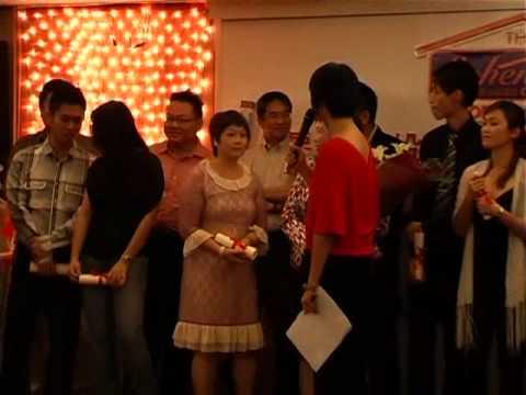 2009SwhengTee郑水兴房地产课程:学员结业感言 Part 2