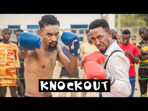 KNOCKOUT (YAWA SKITS, Episode 32)