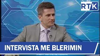 INTERVISTA ME BLERIMIN - KRIZA POLITIKE NË KOSOVË