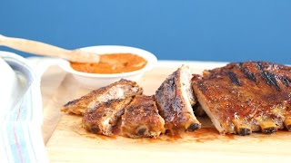Easy and Spicy Grilled Ribs  - Everyday Food with Sarah Carey by Everyday Food