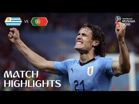 Uruguay v Portugal - 2018 FIFA World Cup Russia™ - Match 49 (видео)
