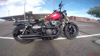 9. 2015 Yamaha/Star Bolt -
