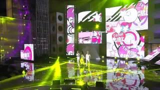 Download Lagu Luna , Jiyeon , IU - I'm Your Girl @ MBC Gayo Daejun 2011 Mp3
