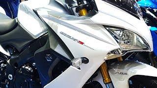 4. Suzuki GSX-S 1000F ABS