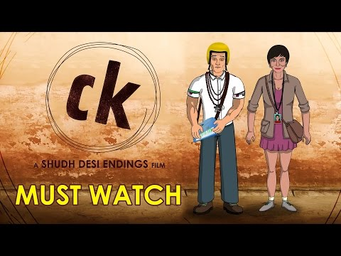 Pk Movie Spoof - Ck