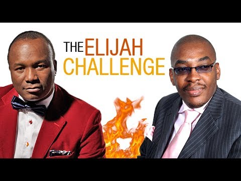 Download Rev. Ladi Thompson Responds To Sunday Adelaja's Elijah Challenge To Nigerian Pastors