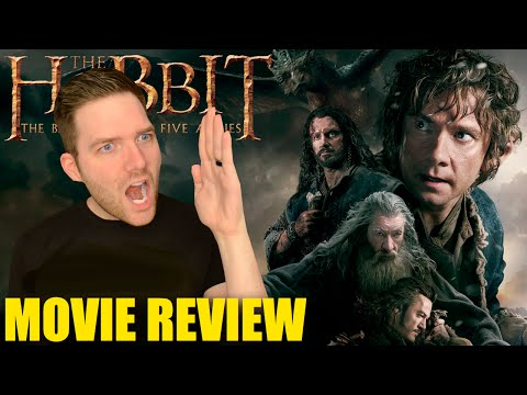 The Hobbit: The Battle of the Five Armies – Movie Review
