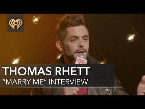 "Thomas Rhett ""Marry Me"" Is NOT A Wedding Song 