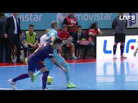 Movistar Inter - FC Barcelona Lassa. Final Partido 5