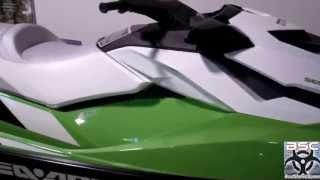 4. 2013 Seadoo GTI SE 130