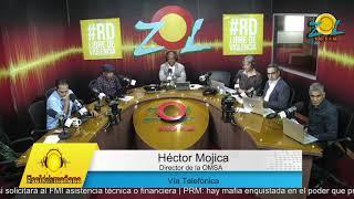 Llamada Hector Mojica nuevo dir. OMSA habla no es cierto cancelación de empleada por pelo rizado