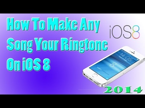 how to create ringtone for iphone 6