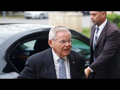 Ο Γερουσιαστής Μπομπ Μενέντεζ στην Αθήνα