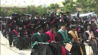 Halhale College Of Business Graduates 425 Students | ERiTV
