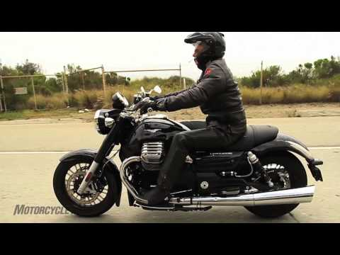 2013 Moto Guzzi California 1400 - Review