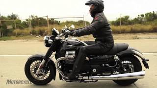 8. 2013 Moto Guzzi California 1400 - Review