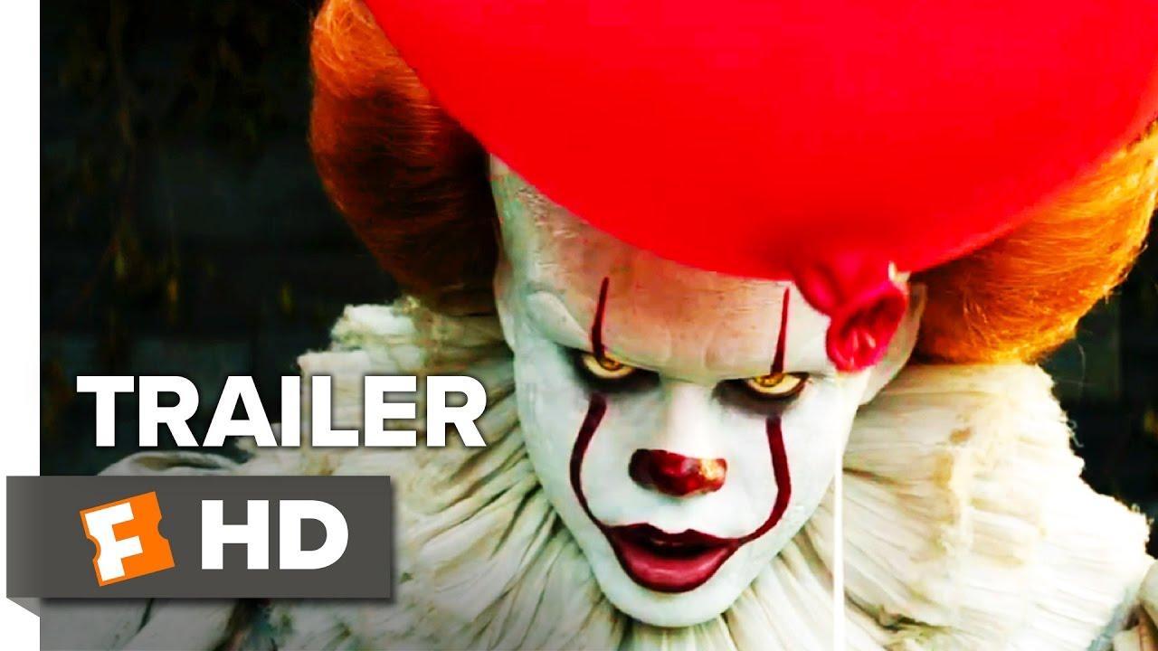 Watch…What are you afraid of? 'It' Starring Bill Skarsgård Based on Stephen King's Terrifying Novel (Trailer)