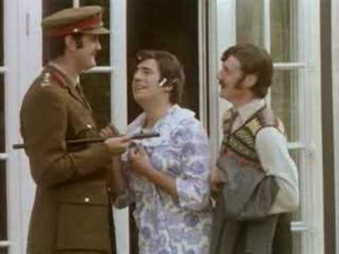 Monty Python (1, 5) - Man's Crisis of Identity in the Latter Half of the 20th Century