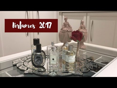 Video Meus perfumes favoritos em 2017 - Elegantes e Exóticos. download in MP3, 3GP, MP4, WEBM, AVI, FLV January 2017