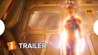 Capitã Marvel  Trailer 2 Legendado