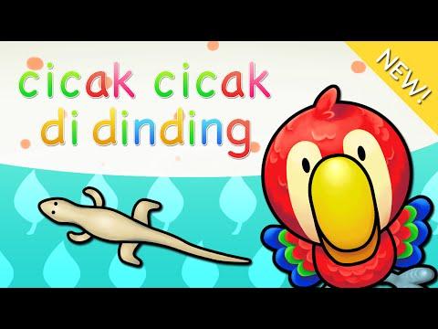 Download Video Lagu Anak Indonesia | Cicak Cicak Di Dinding