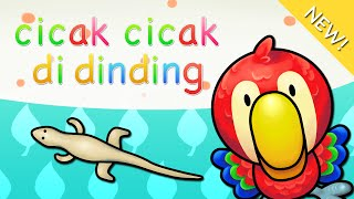 Download Video Lagu Anak Indonesia | Cicak Cicak Di Dinding 3Gp Mp4