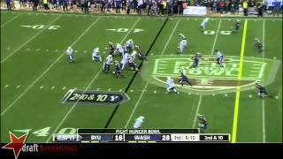 Danny Shelton vs BYU (2013)