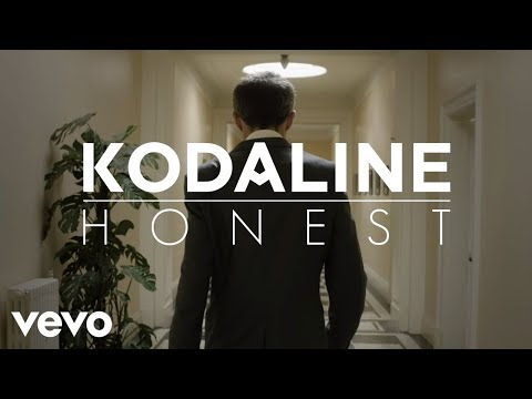 Kodaline – Honest (Official Lyric Video)
