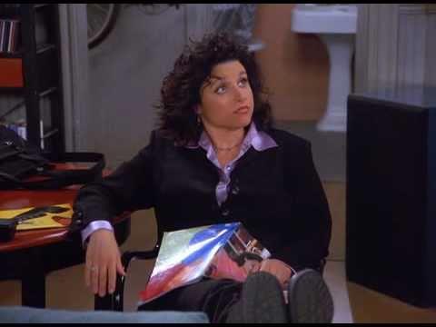 Seinfeld - Elaine yada yada