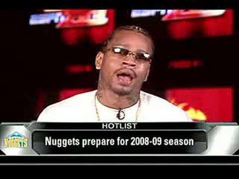 Allen Iverson Ready For Upcoming Season (ESPN Interview)