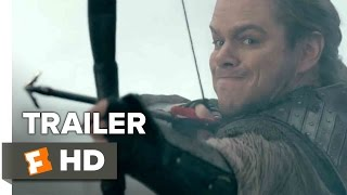 Nonton The Great Wall Official Trailer 2  2017    Matt Damon Movie Film Subtitle Indonesia Streaming Movie Download