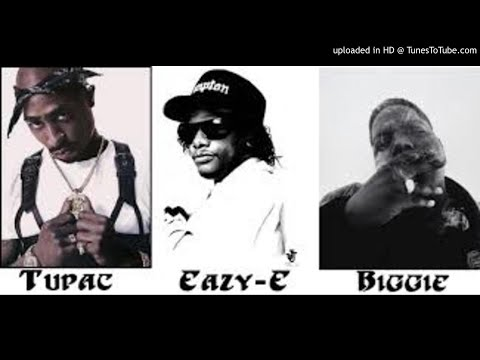 Wake Up In It (Remix) - Feat. Tupac, Eazy-E, Biggie