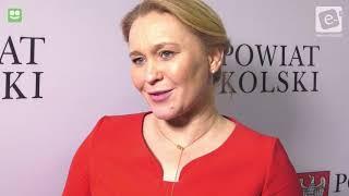 Wiceminister Andżelika Możdżanowska pomoże szpitalowi
