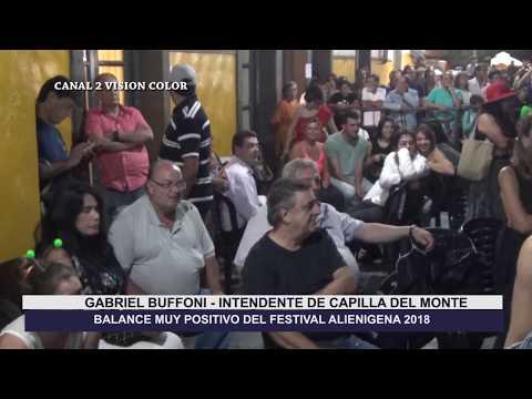 ENTREVISTA AL INTENDENTE BUFFONI: FUE LA MEJOR FIESTA EXTRATERRESTRE DE ESTE MUNDO