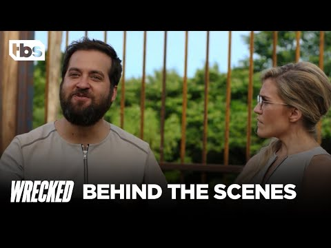 Wrecked: Outtakes - Season 3, Ep. 4 [BEHIND THE SCENES]   TBS