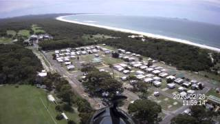 Hawks Nest Australia  city photos : Swann Freestle HD / Radian Glider / Hawks Nest NSW Australia
