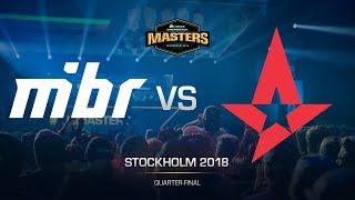 MiBR vs Astralis - DH MASTERS Stockholm - map2 - de_train [GodMint, Anishared]