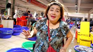 Video Dinner VLOG - Makan SEAFOOD di Pasar Ikan Modern Muara Baru MP3, 3GP, MP4, WEBM, AVI, FLV Mei 2019