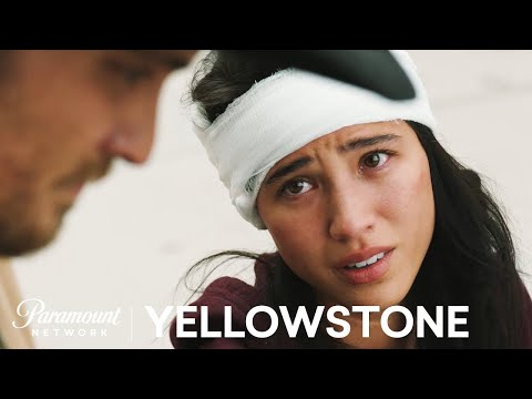 'Monica's Realization About Kayce' Official BTS   Yellowstone   Paramount Network